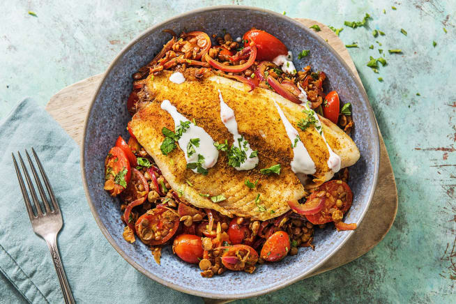 Roasted Spiced Tilapia