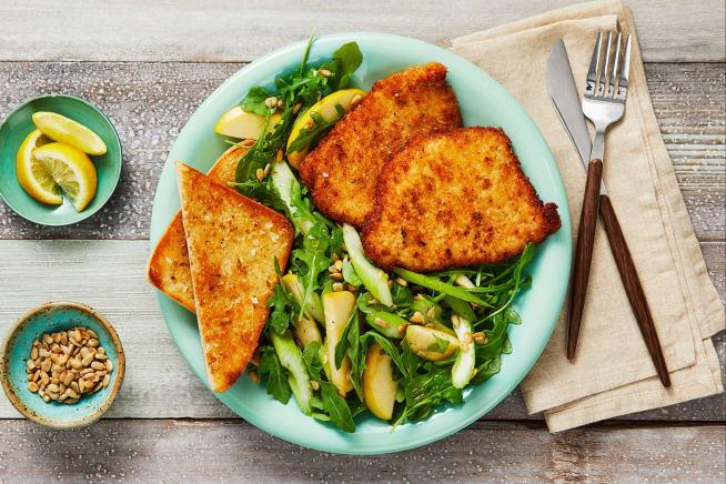 Quick meals - Shake It Up! Pork Cutlets