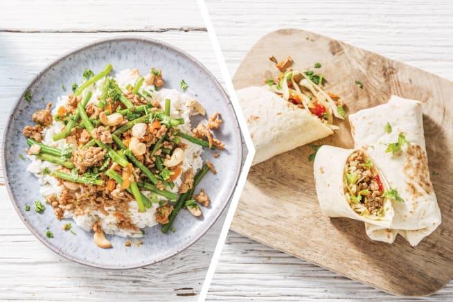 Sichuan Pork Stir-Fry for Dinner