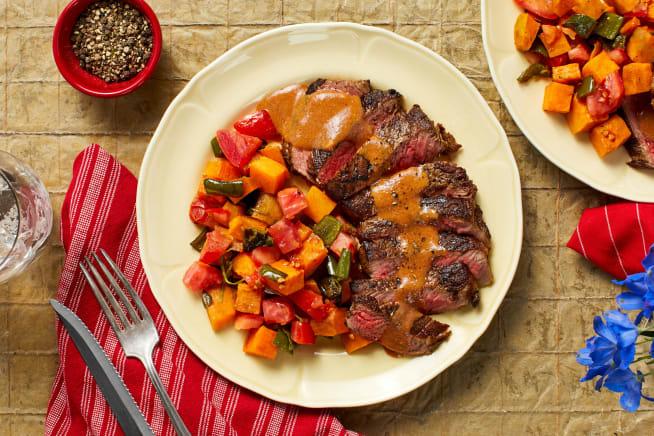 Southwest-Spiced Steak