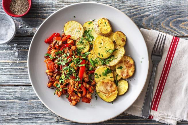 Quick Dinner Ideas - Spanish Chicken