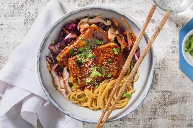 BBQ Recipes - Spicy BBQ Tofu
