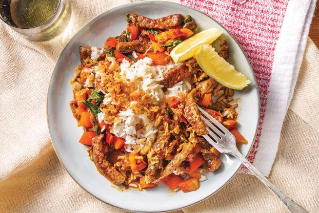 Quick Meals - Sichuan Beef Stir-Fry