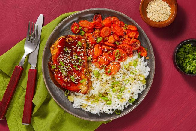 Quick meals - Teriyaki Pork Chops