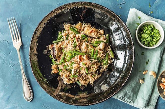 Thai Massaman Rice (v)