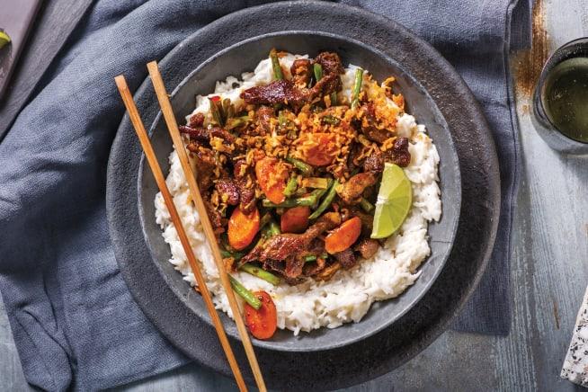 Quick Meals - Thai-Spiced Pork