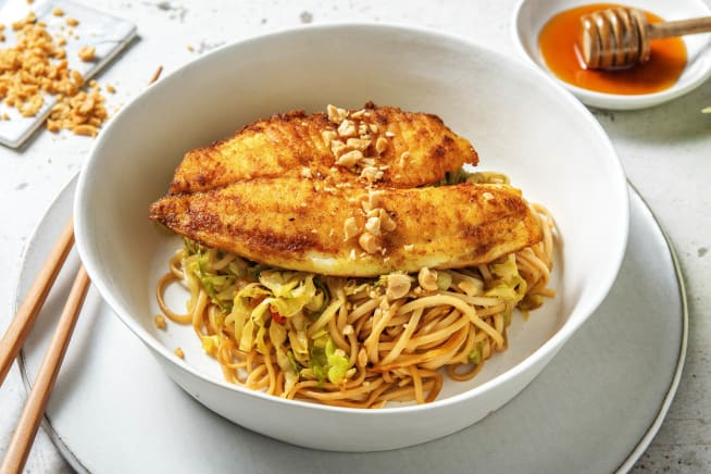 Quick Meals - Thai Spiced Coley
