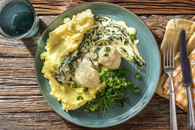 Gesunde Gerichte - Traditionell: Eier in Senfsoße