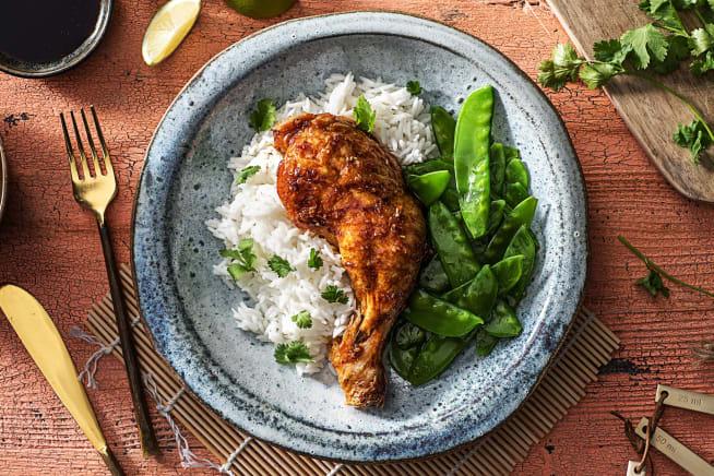 Thai Lemongrass Chicken Legs
