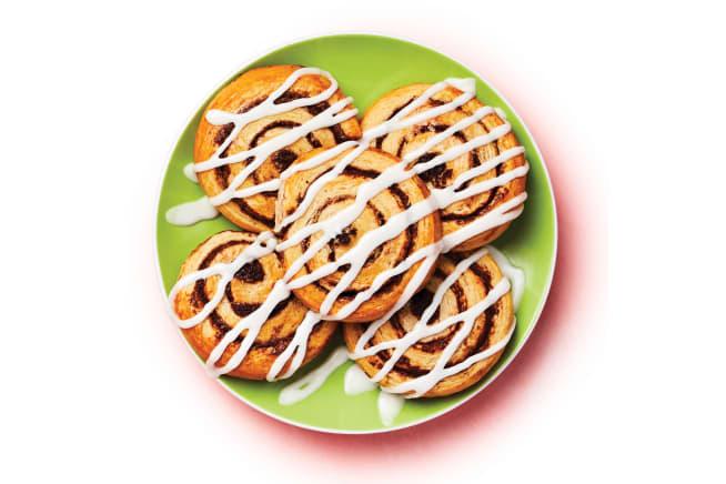 Quick meals - Annie's Organic Cinnamon Rolls