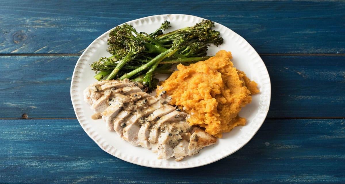 Pan-Seared Chicken Recipe  Hellofresh-3302