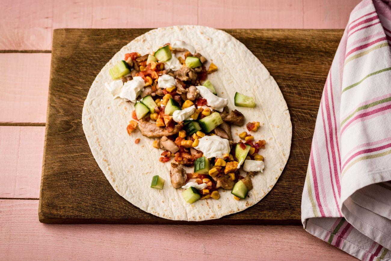 Mexican 'Pollo' Tacos
