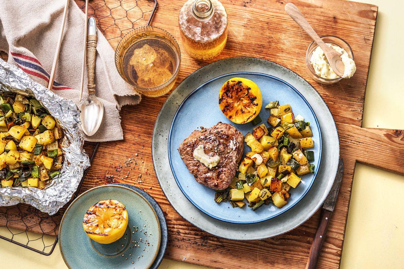 Grilled-Lemon-Pepper-Steak-how to grill-HelloFresh