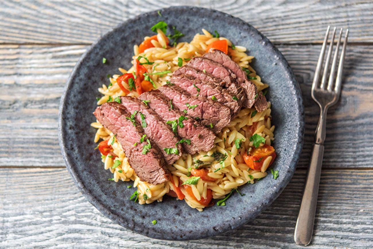 Herbed Sirloin Steak