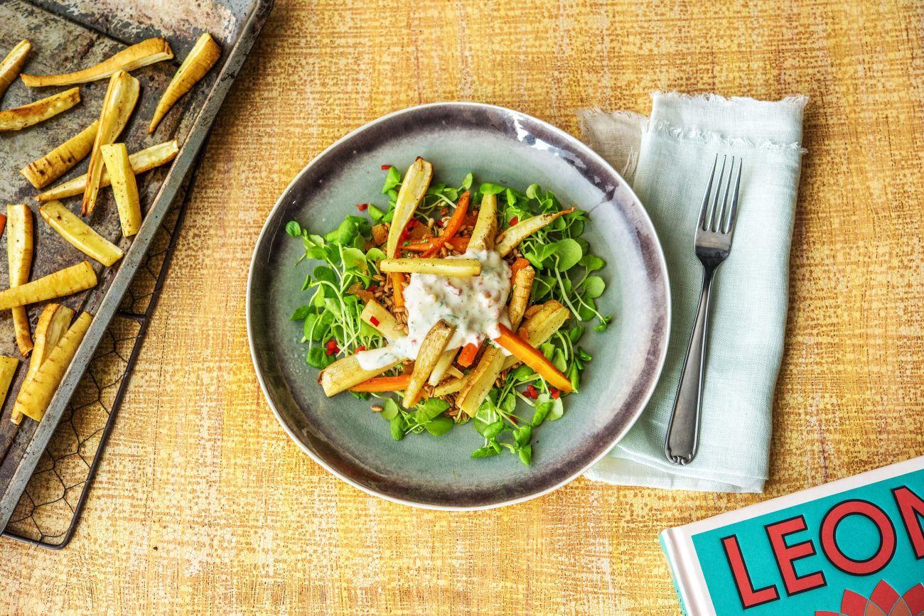 LEON Roasted Vegetables