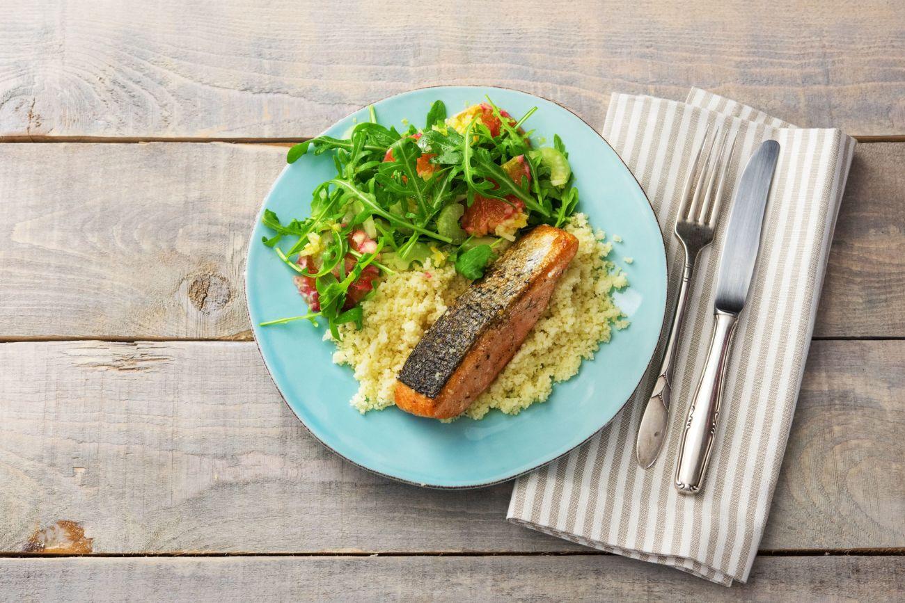 Turkish-Spiced Salmon Recipe | HelloFresh