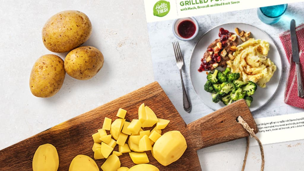 Ingredients Catalog | HelloFresh