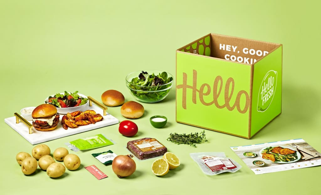Everything You Need To Know About Meal Kits Hellofresh