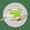 Koche in 30 Minuten leckere Gerichte