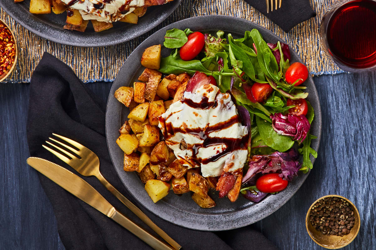 Bacon Caprese Chicken