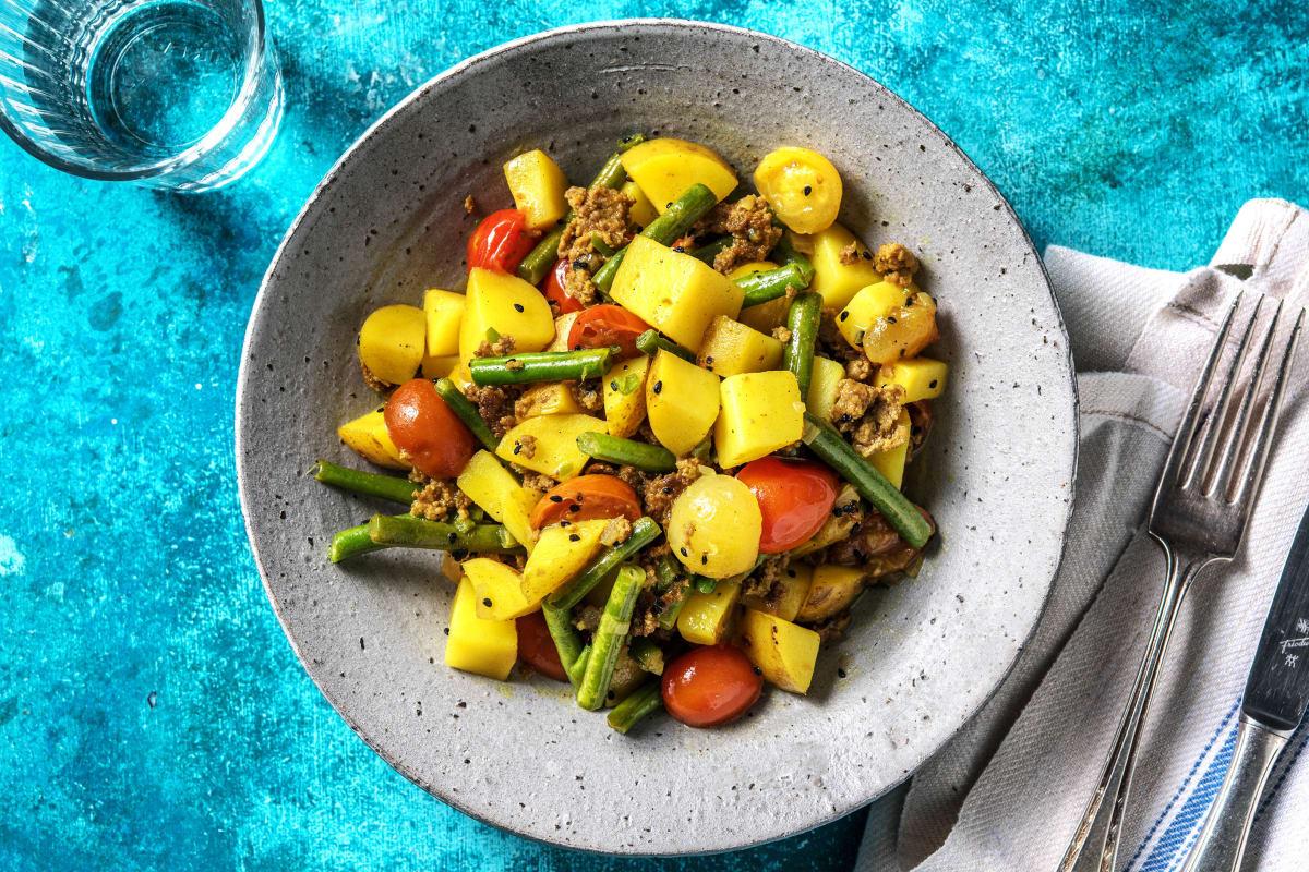 Bombay Style Lamb Curry