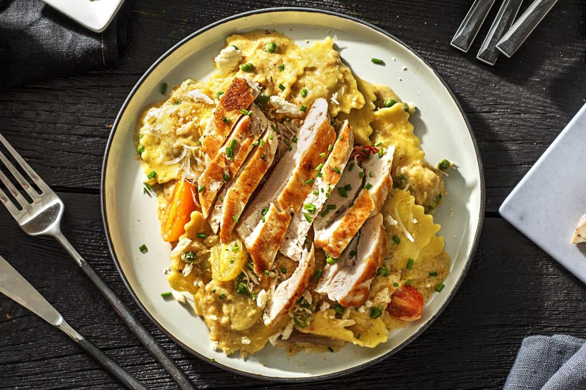 Garlic Herb Chicken