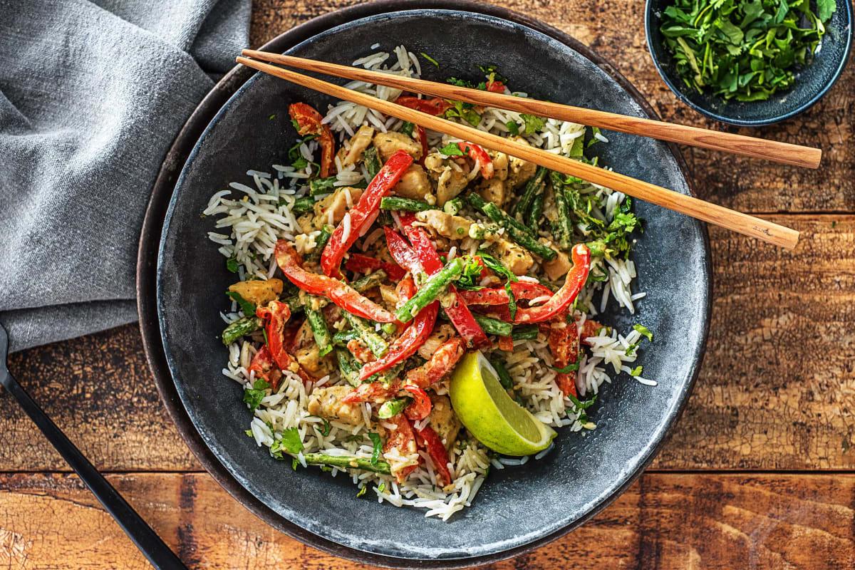 Chicken Green Thai Curry