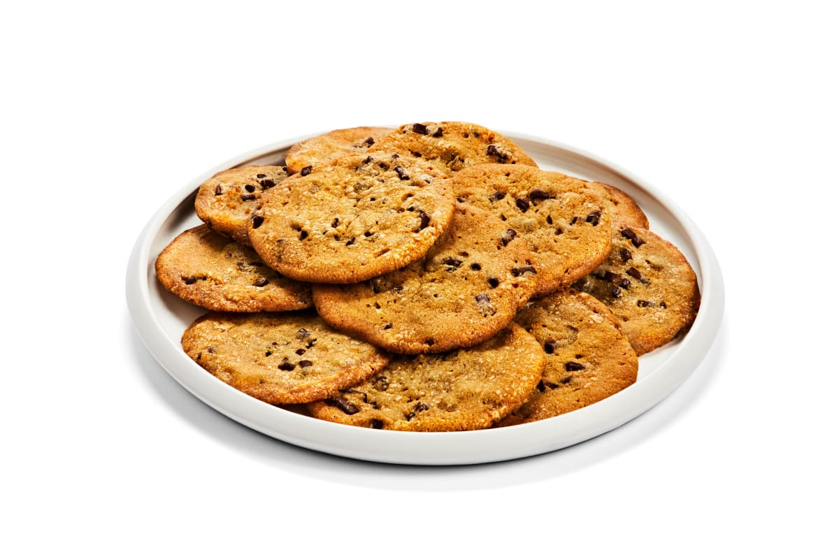 Annie's Chocolate Chip Cookie Dough