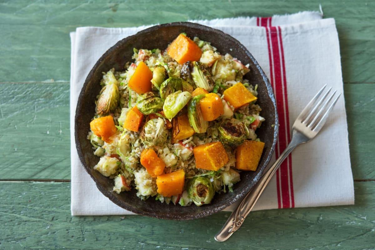 Feel-Good Freekeh Salad