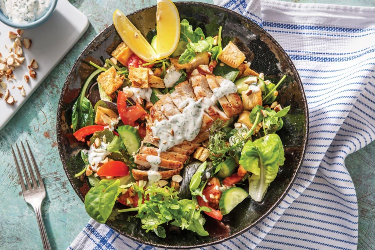 Greek-Style Chicken