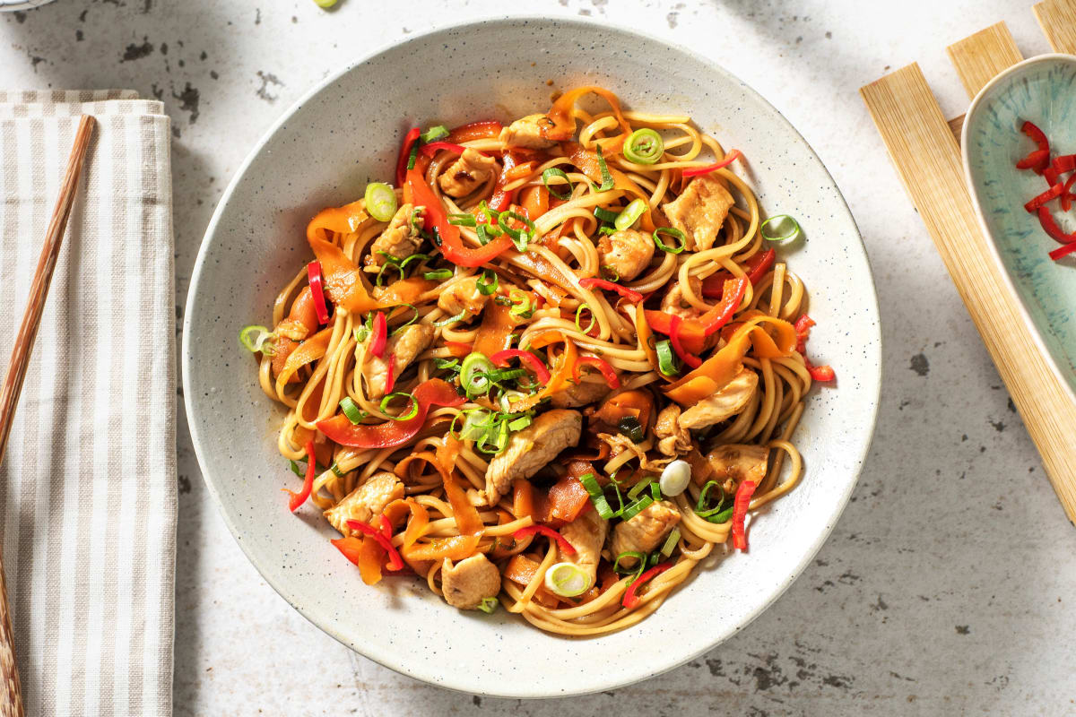 Protein Packed Turkey Stir-Fry