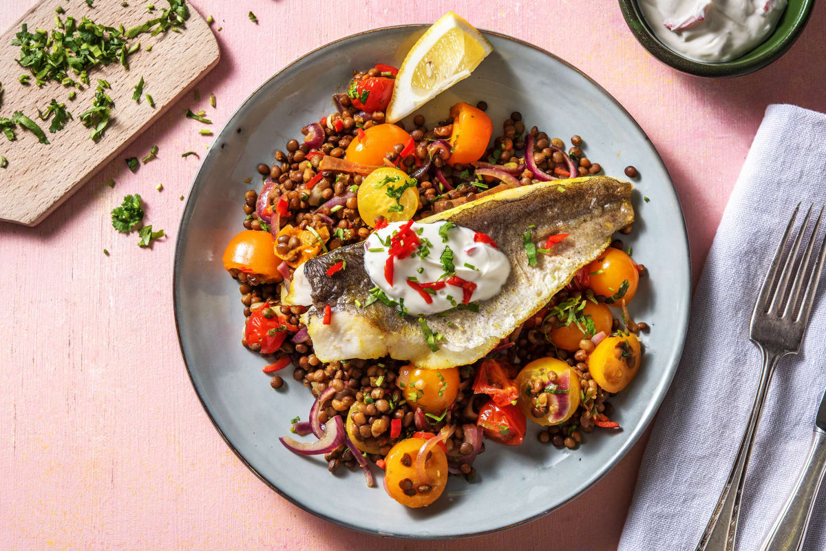 Roasted Spiced Coley