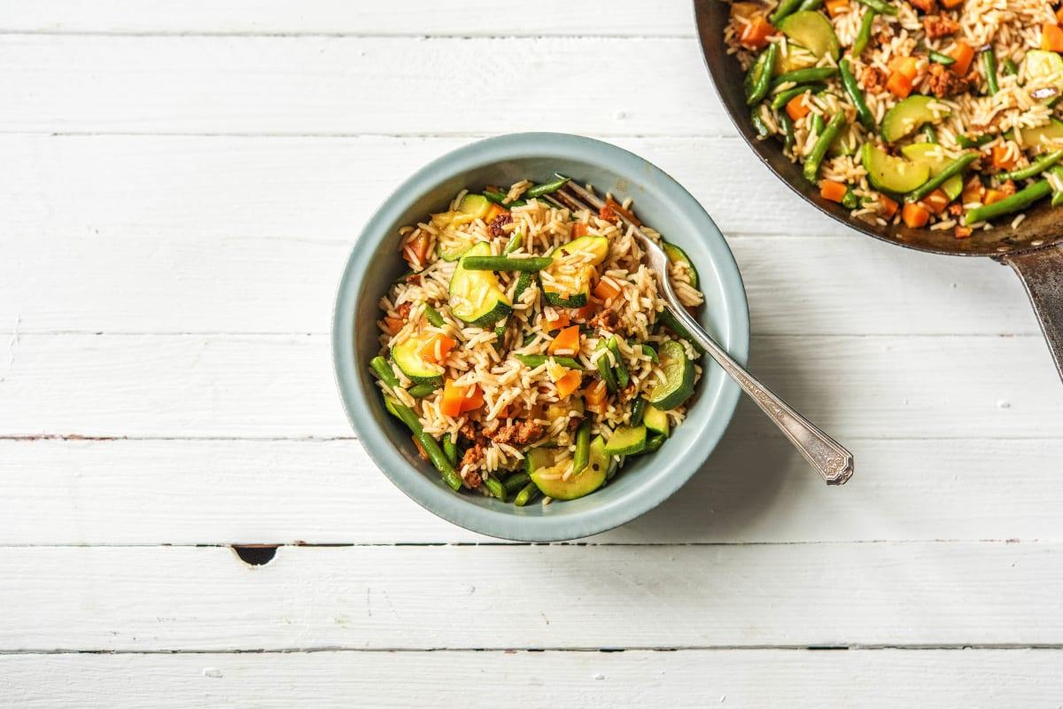 Spanish Rice Bowl