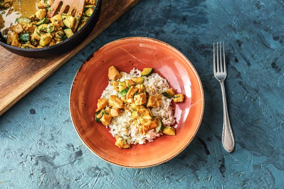 Zanzibar Chicken Curry
