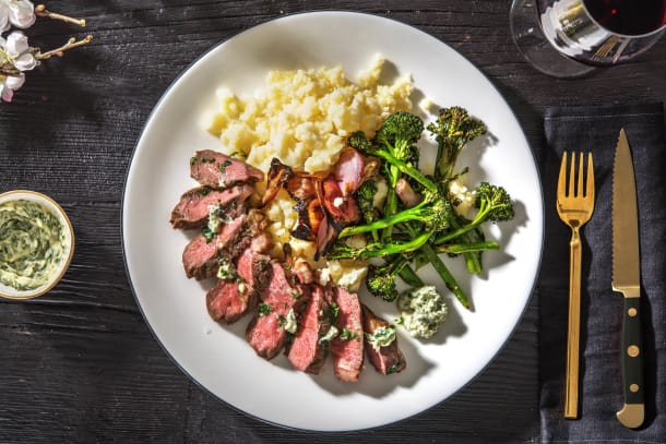 21 Day Aged Sirloin Steak