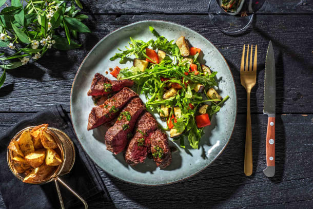 Matured Sirloin Steak