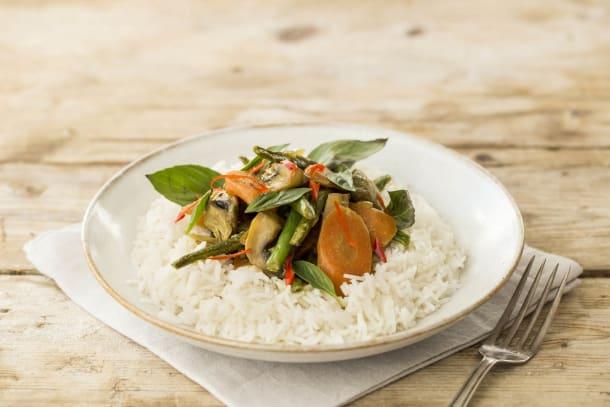 Gelbes Curry
