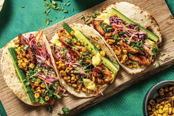 Quick Dinner Ideas - Mexican Pork Tacos