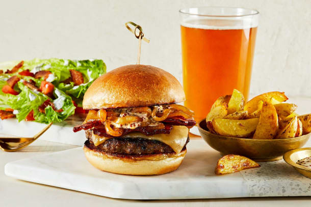 Baconlicious Burgers
