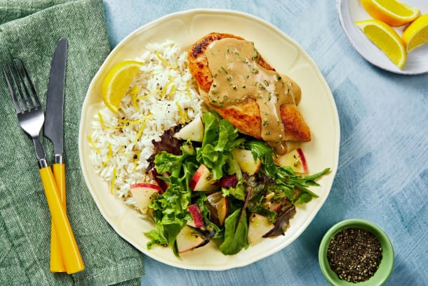 Quick meals - Creamy Chive Chicken