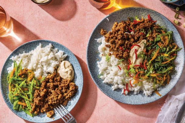 Korean Beef Bulgogi Bowl