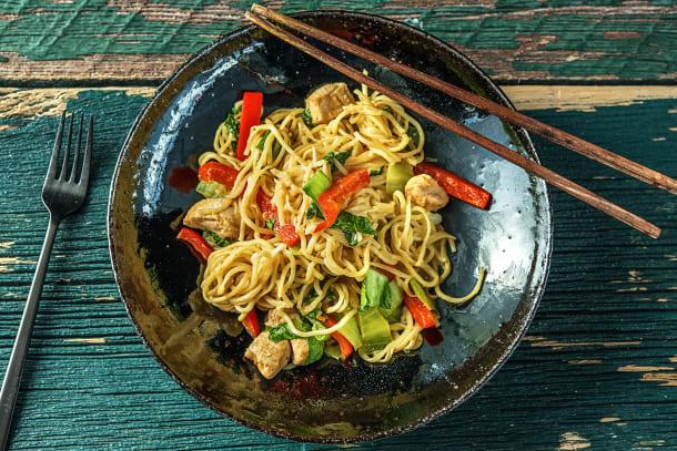 Asiatischer One-Pot