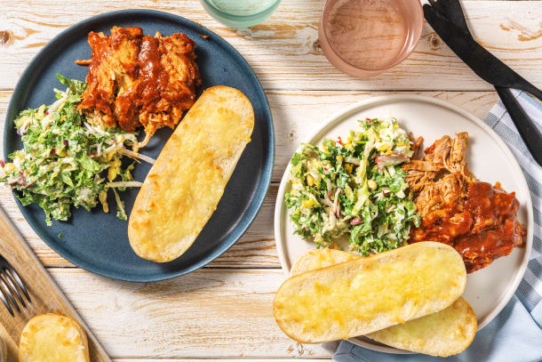 Quick Dinner Ideas - BBQ Pulled Pork Dinner