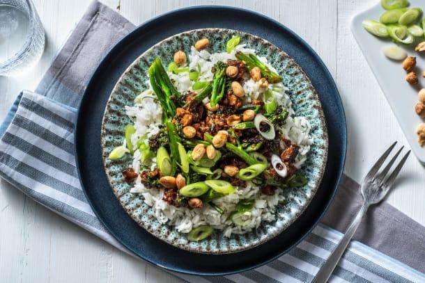 Beyond Meat® and Broccoli Stir Fry