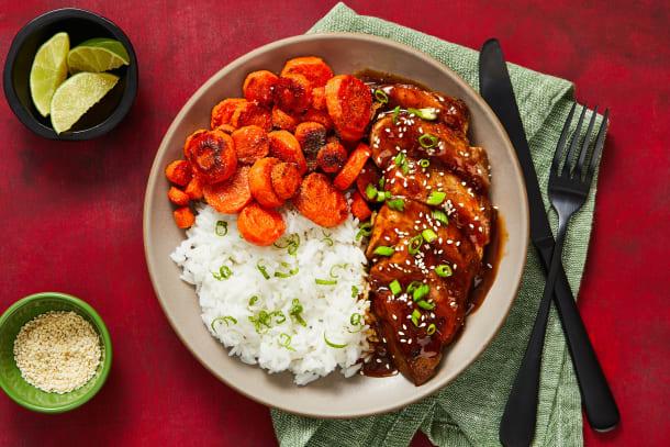 Quick meals - Bulgogi Pork Tenderloin
