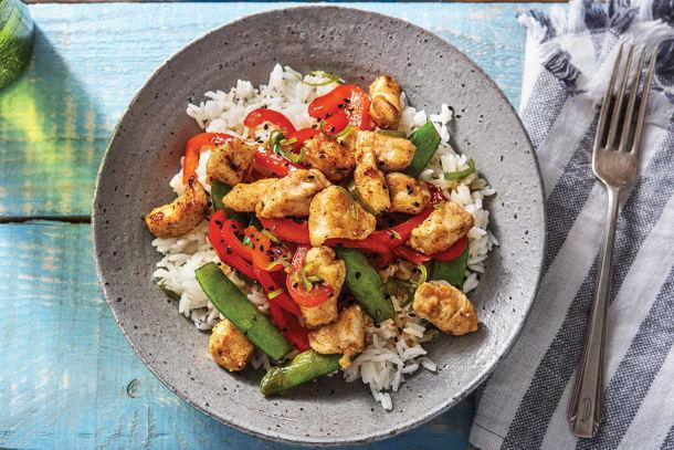 Chinese Salt & Pepper Chicken