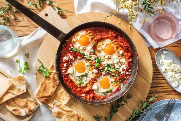 Quick Meals - Chorizo Shakshuka