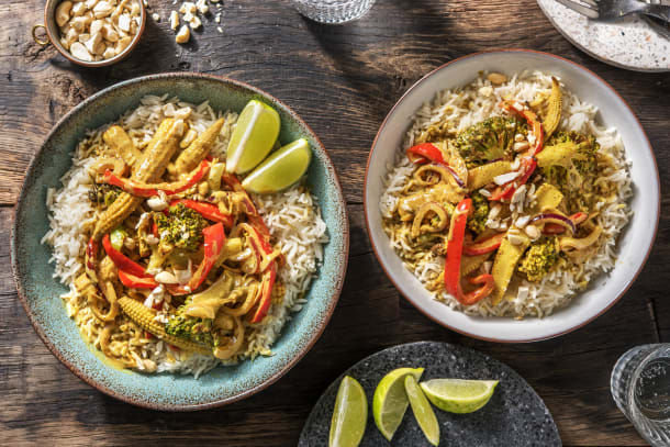 Creamy Veg Curry