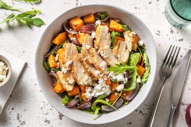 Low Calorie Meals - Crispy Skinned Chicken
