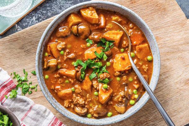 English-Style Lamb Stew